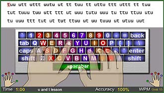 Online Typing Lessons